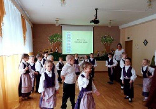 Liaudies šokio šventinis rytmetis